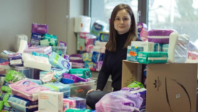 Actie rond menstruatieproducten groot succes