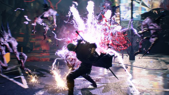 Devil May Cry 5.
