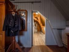 Bijzonder: de historische dienstkamers voor personeel ex-keizer Wilhelm II zijn binnenkort te zien in Doorn