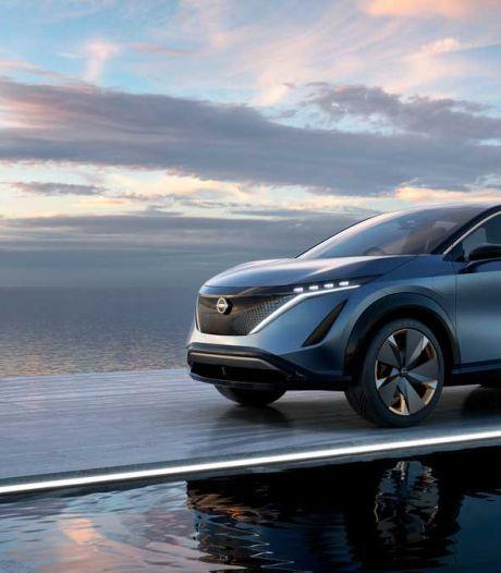 Elektrische SUV van Nissan in aantocht