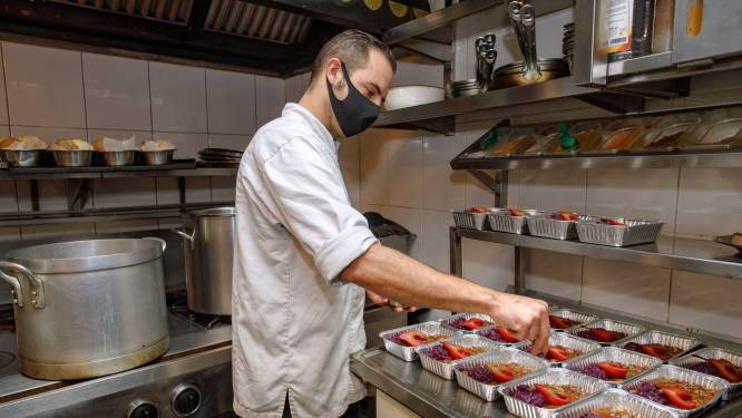 Klassiek wild uit de keuken van chef Luc