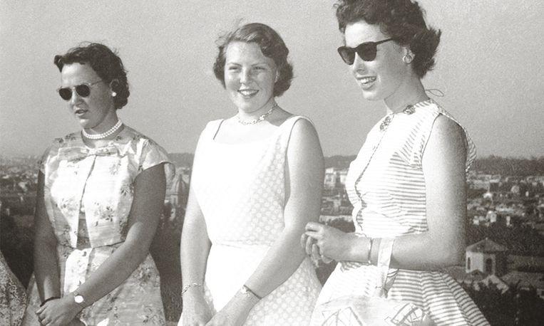 Rome, 1956. Beeld