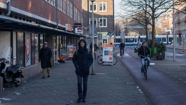 Het ging net zo lekker in de Jan van Galenstraat. Nu moet de stad weer laten zien wie hier de baas is Beeld Rink Hof