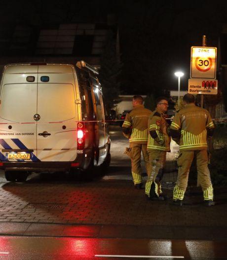 Mannen uit Breda en Roosendaal aangehouden in verband met zwaar explosief aan deur bij gezin