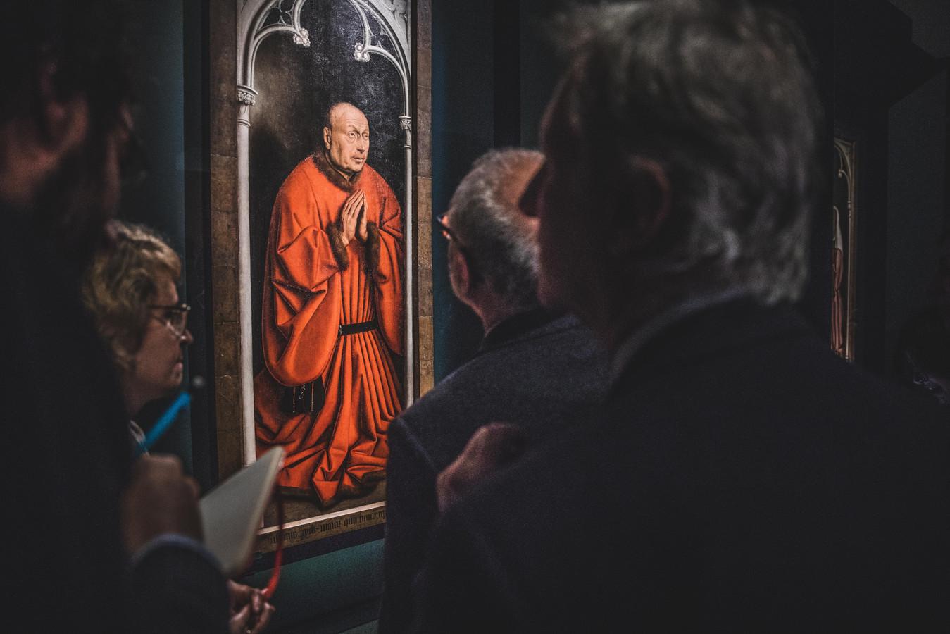 Expo Van Eyck, An Optical Revolution