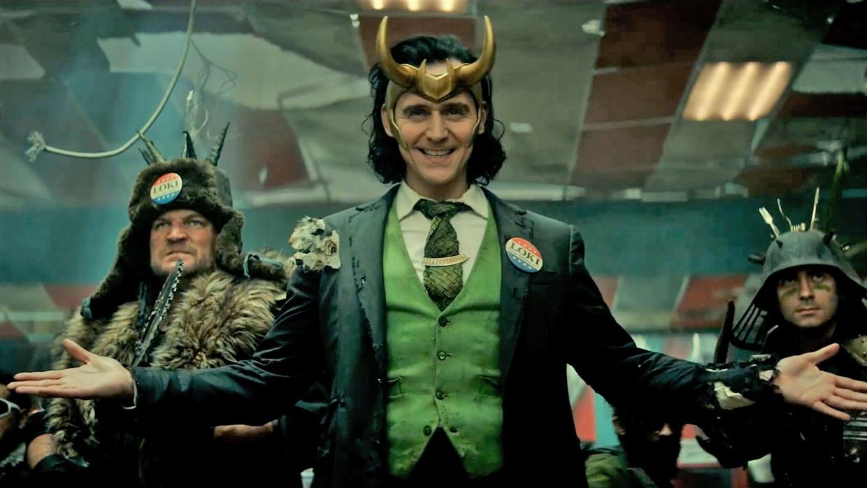 Dankzij Disney+ krijgt Loki eindelijk zijn eigen serie. Beeld RV