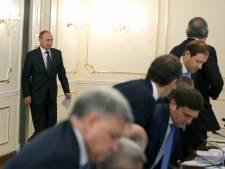 Nieuwe EU-sancties tegen intimi Poetin