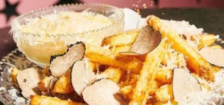 Voici la portion de frites la plus chère du monde