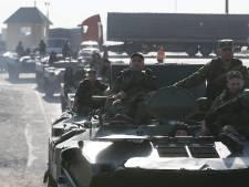 L'Ukraine confirme une incursion militaire russe