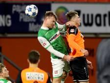 Julius Bliek speelt voor tweede keer in één week tegen FC Utrecht