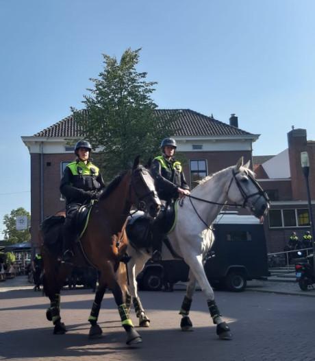 Politie: voetbalsupporters wilden naar Enschede komen voor confrontatie