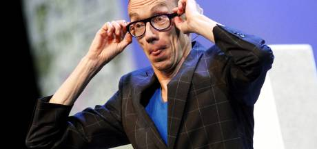 Cabaretier Dolf Jansen stuurt publiek hoopvol naar huis