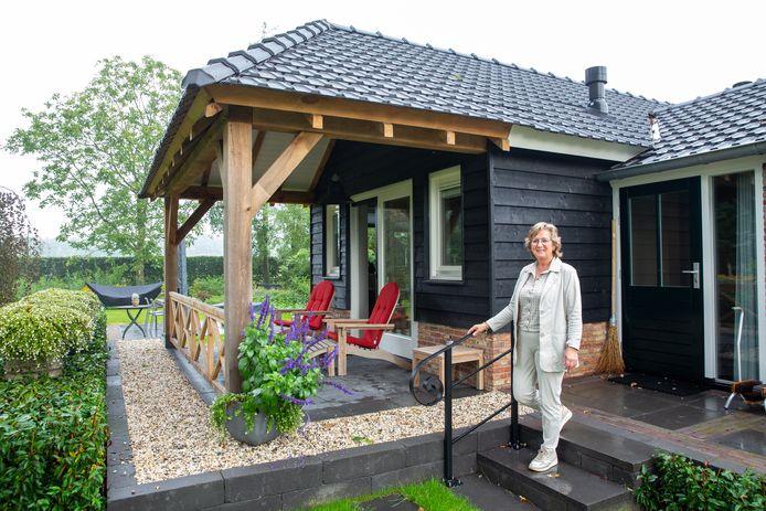Lia Burg-Gooskens gaat een nieuwe bed en breakfast openen.
