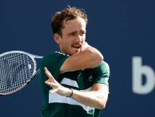 LIVE | Geen Monte-Carlo Masters voor Medvedev vanwege corona