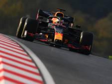 Verstappen ook in Turkse middag het snelst, voor Leclerc en Mercedessen