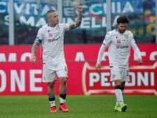 Lukaku muet, Nainggolan buteur: l'Inter coince encore