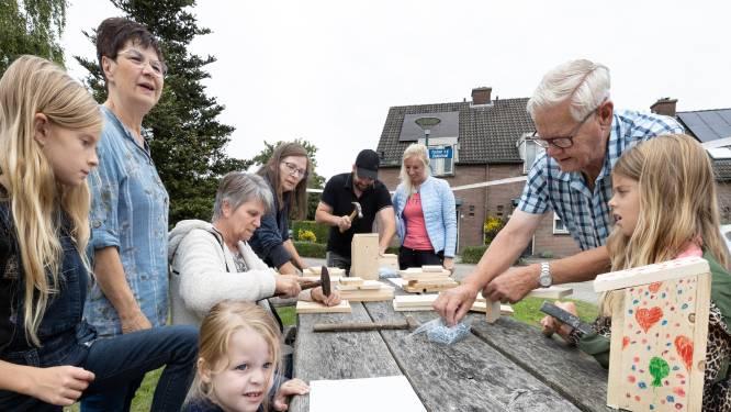 Burendag: nonnenmoes in Gemert en nestkastjes in de Mortel
