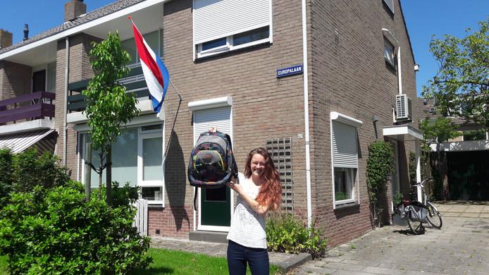 Melanie Goossen uit Middelburg is geslaagd