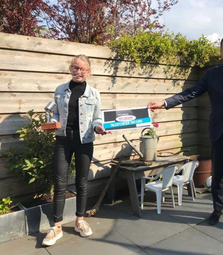 Julia is hét muzikale talent van Schouwen-Duiveland