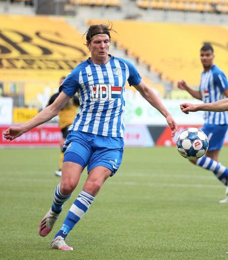 'Steunpilaar' Peijnenburg verlengt bij FC Eindhoven tot medio 2023, optie tot 2024