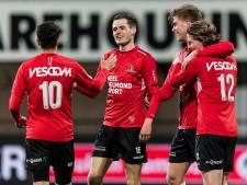 Twee doelpunten én een nieuw contract voor Sander Vereijken bij Helmond Sport? 'Verwacht bij te tekenen'