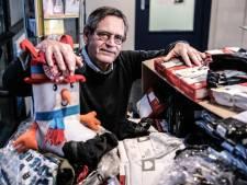 Waarom zoekt Erik naar ondergoed en sokken? 'Ik beleef plezier aan anderen helpen'