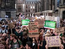 Organisaties woonprotesten: 1 miljard voor woningbouw onvoldoende