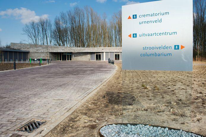 Crematorium en uitvaartcentrum Waalstede.
