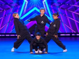 Zo klein, zoveel talent: de Mini Droids brengen een maxi optreden in 'Belgium's Got Talent'
