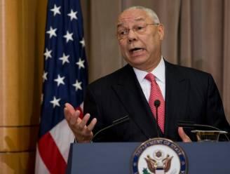 """Voormalige Amerikaanse minister van Buitenlandse Zaken Colin Powell overleden door coronavirus en kanker: """"Immuunsysteem aangetast"""""""