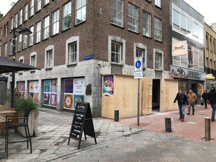De locatie van Taco Bell in Eindhoven.