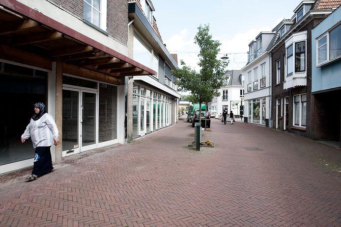 De Hoofdstraat in Terborg.