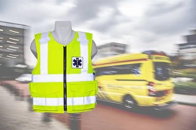 Ook Brabantse ambulancemedewerkers krijgen kogelwerende vesten