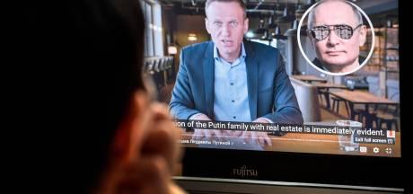"""Poutine réagit aux accusations de Navalny: """"Le palais ne m'appartient pas"""""""