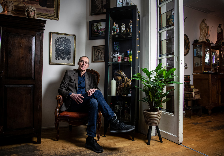 Patrick Chatelion Counet: 'Elk slachtoffer is er een te veel. Daar doe ik niks aan af. Maar elke ten onrechte opgeknoopte dader is er ook een te veel.'
