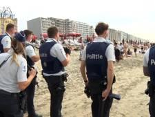 """Des """"coachs de plage"""" pour éviter les débordements à Blankenberge cet été"""