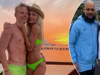 Linksachter Zinchenko doet aan damage control nadat zijn vrouw spijkerhard uithaalt naar Guardiola en diens tactiek
