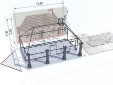 Plan voor 'stalen skelet' in Doesburgse natuur in ijskast: 'Onverantwoord in coronatijd'