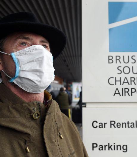 La fréquentation de l'aéroport de Charleroi baisse tant et plus