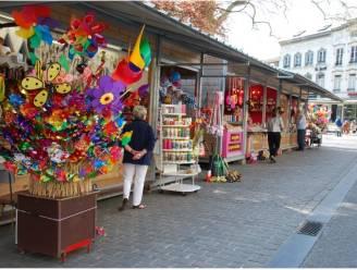 Geen mondmaskerplicht op markten in Averbode en Scherpenheuvel