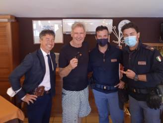 Toerist vindt kredietkaart van Harrison Ford op Sicilië