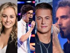 Dit zijn de vier finalisten van The Voice of Holland