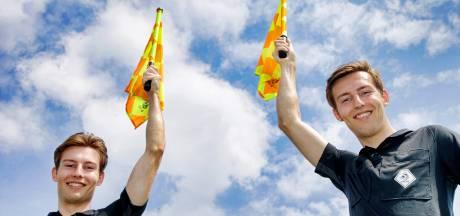 Broers Jari en Luc vlaggend naar de top: 'Ik ben geen echte leider, daarom past het assisteren beter'