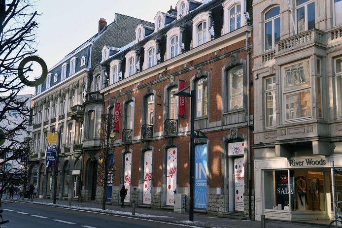 Zijn pop-ups enkel een pleister op de wonde van de leegstand in de Bondgenotenlaan in Leuven?