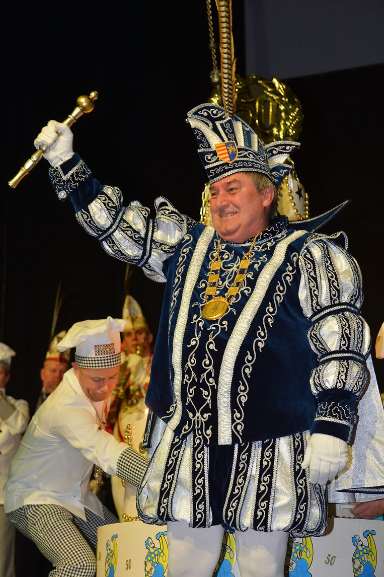 pirns carnaval genk is Jan Hendrickx