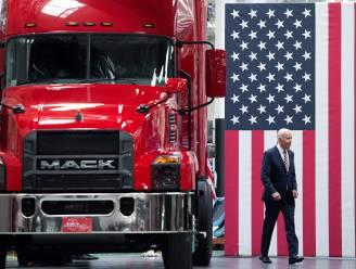 Amerikaanse economie groeit fors, maar minder dan verwacht
