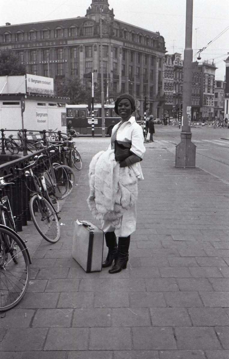 Carlien De Jong-Macnack, 1974 Beeld Centraal Museum Utrecht / Jaap de Jong