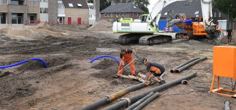 Waterbergingskelders in Boxmeer in de maak