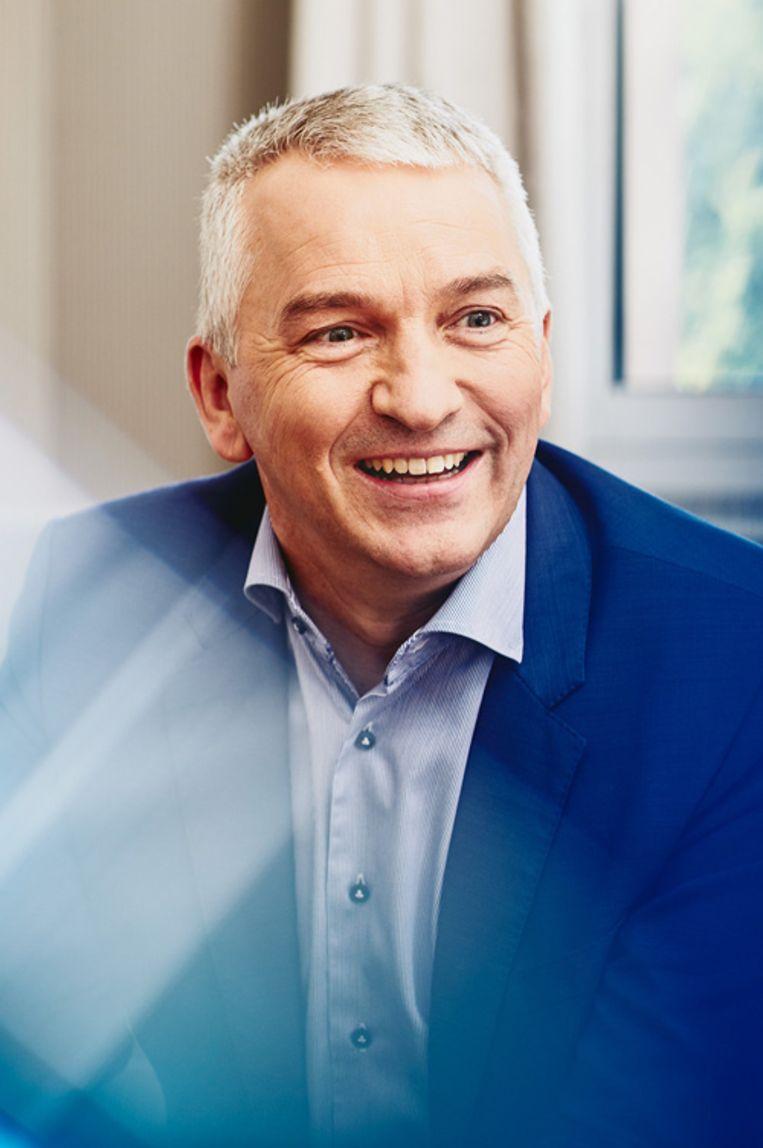 Herman Nijns, CEO (Randstad) Beeld rv
