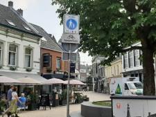 Niet langer verboden om na sluitingstijd door Tilburgse winkelstraten te fietsen: 'Wel zo logisch'
